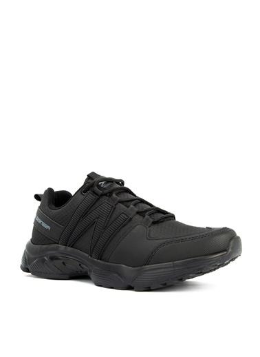Slazenger Slazenger ZOOKEEPER Sneaker Erkek Ayakkabı  Siyah
